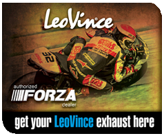 Official LeoVince Forza Dealer